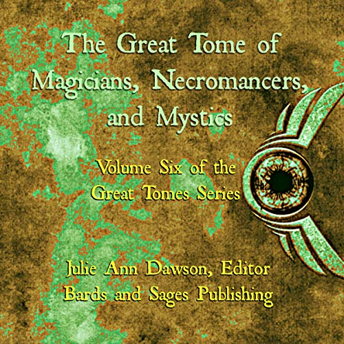 Couverture de The Great Tome of Magicians, Necromancers, and Mystics