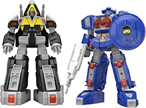 Bandai Tamashii Nations Super Mini PLA Astro Megazord & Delta Megazord Set Power Rangers in Space
