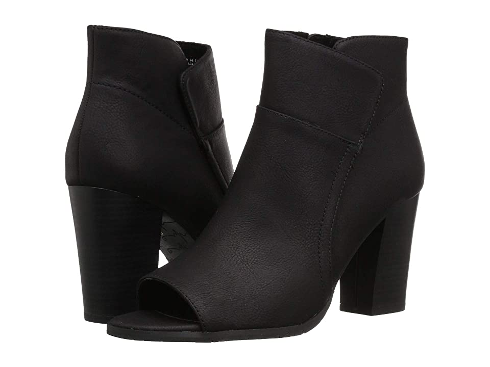 Seychelles BC Footwear By Seychelles - Scale (Black V Nubuck) Women's Pull-on Boots