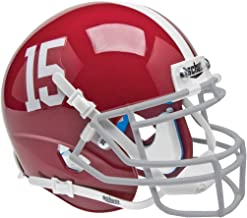 authentic alabama football helmet