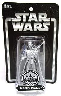 Hasbro Star Wars Exclusive Silver Darth Vader