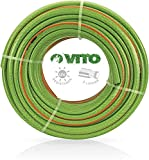 VITO Garden 100 m PVC Gartenschlauch 19mm | 3/4' flexibel 20 bar Berstdruck, UV beständig - Wasserschlauch 19 mm (3/4 Zoll) (100m 3/4' 20Bar)