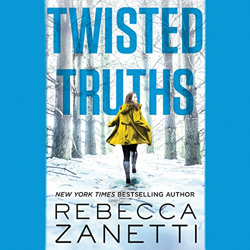 Twisted Truths audiobook cover art