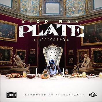 Plate (feat. Shaq)