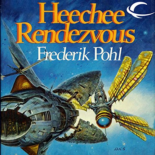 Heechee Rendezvous cover art