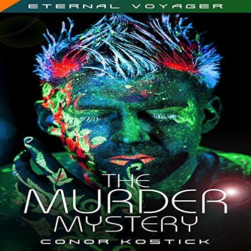 The Murder Mystery audiobook cover art