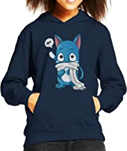 Cloud City 7 Happy Fairy Tail Kid's Hooded Sweatshirt