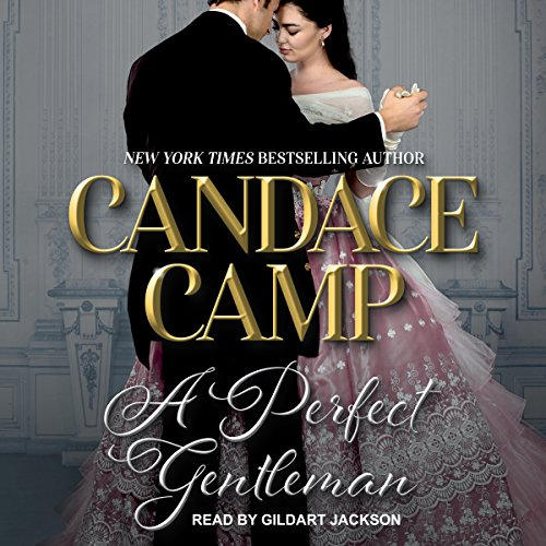 A Perfect Gentleman audiobook cover art