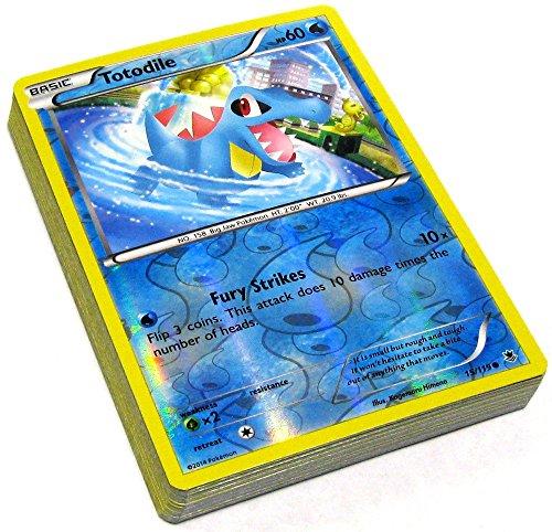Pokemon Random Reverse Foil Single …