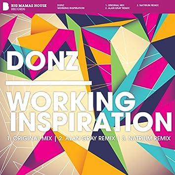 Working Inspiration