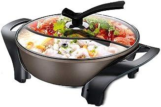 DYXYH Hot Pot électrique coréenne multifonctionnel électrodomestiques Hot Pot Dortoir Cuisinière électrique 1 Cuisinière é...