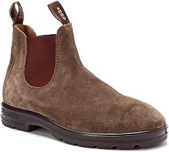 Blundstone Super 550 Series Boot,Moss/Olive Suede,AU 7 M