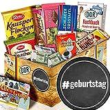 geburtstag - Geburtstags Geschenkset - Schokolade Ostpaket