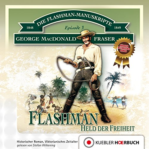 Flashman - Held der Freiheit - Flashman in Westafrika und Amerika cover art