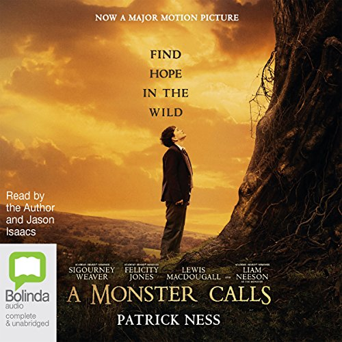 Couverture de A Monster Calls