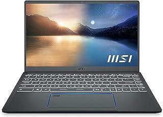 """MSI Prestige 14 A11SCS-039ES - Ordenador portátil de 14"""" FullHD (Intel Core i7-1185G7, 16GB RAM, 1TB SSD, NVIDIA GTX1650T..."""