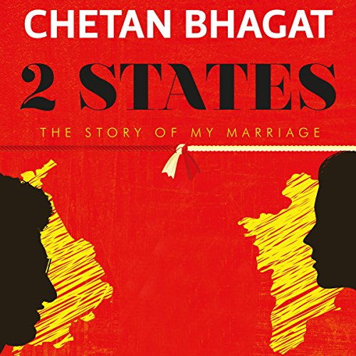 2 States audiobook cover art