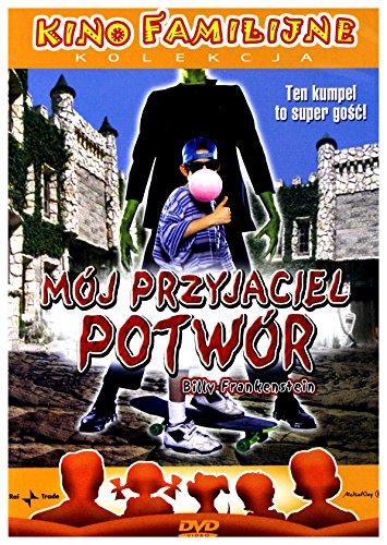 Billy Frankenstein [DVD] [Region Free] (English audio)