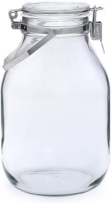 セラーメイト 取手付 密封瓶 保存容器 梅酒 びん 果実酒 づくり 3L ガラス 日本製 220315