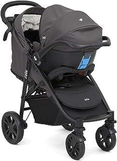 Joie Litetrax Baby Stroller - Black