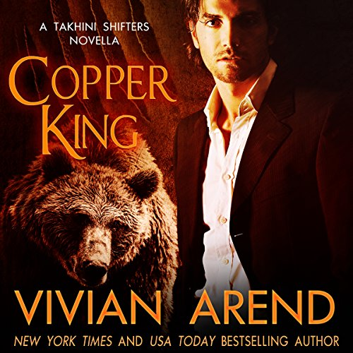 Copper King audiobook cover art