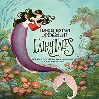 Hans Christian Andersen's Fairy Tales audiobook cover art