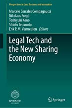 Legal Tech and the New Sharing Economy (Perspectives in Law, Business and Innovation)