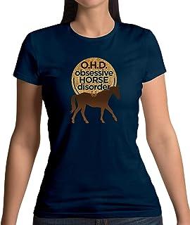 Obsessive Horse Disorder - Womens T-Shirt - 13 Colours