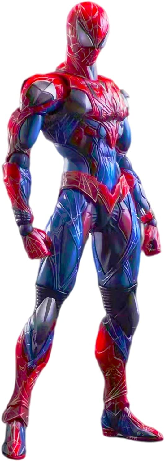 Superhero quality assurance Spiderman Avengers Rare Action Marvel Figure Collec Legends