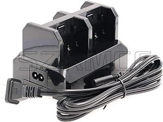 SZRMCC C300 4-kortsplats batteriladdare för Trimble GPS 5700 5800 R7 R8 GNSS-serien batteri 54344/92600