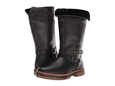 Timberland Boot Company Riley Flair Mid Pull-On Boot (Black Full Grain) Women