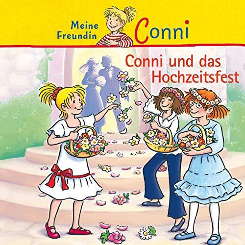 Conni und das Hochzeitsfest Titelbild