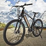 Bicicleta eléctrica Bicicleta Eléctrica E-MTB 27,5' 250 W Motor Bicicleta Eléctrica Urbana Amigo Fiable para Explorar