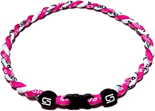 pink camo necklace