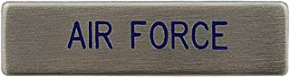 Best air force blues name plate Reviews