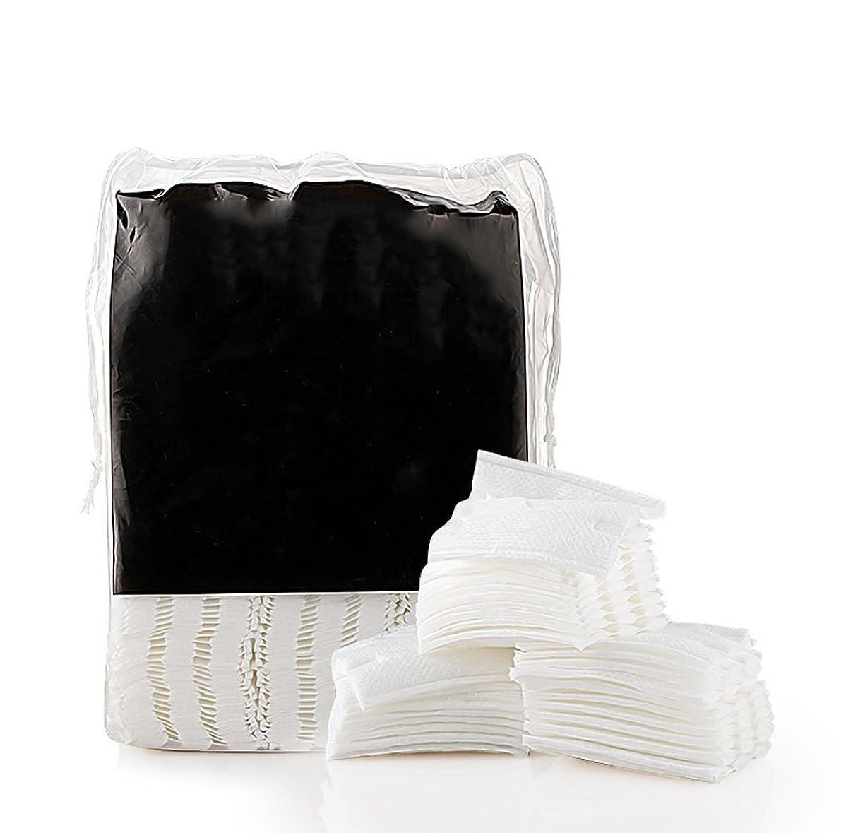 ワークショップキュービック基礎理論Vinmax 化粧コットン コットンパフ 2Wayタイプ 化粧水節約 ふきとりに最適な片面メッシュ 200枚入り
