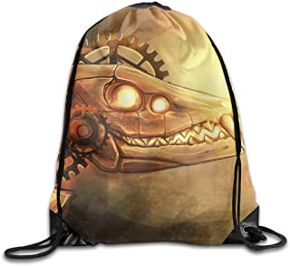 Linkaprk Digital Art Fantasy Art Colorful Space Art Sky Drawstring Pack Beam Mouth Gym Sack Shoulder Bags Men & Women