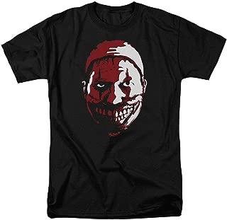 American Horror Story TV Horror Series The Clown Adult T-Shirt Tee