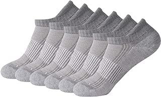 FOOTPLUS Unisex Ankle Copper Golf/Running Socks