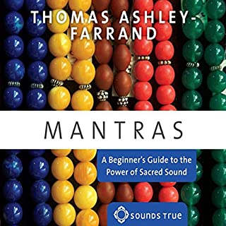 Mantras audiobook cover art
