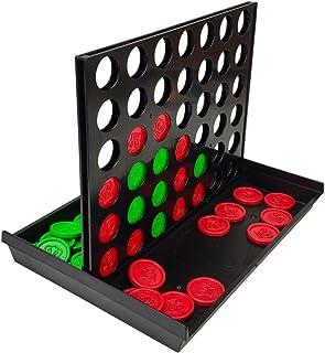 مجموعة ألعاب اللوحة كونكت إن أ رو 4 في A لاين من ريشيل وورلد® لألعاب الطاولة التعليمية للأطفال هدية مرحة عائلية