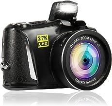 Digital Camera 48 Mega Pixels Vlogging Camera Full HD...