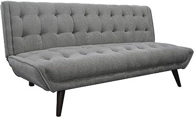 Amazon.com: Acme Furniture Conrad Adjustable Sofa in ...