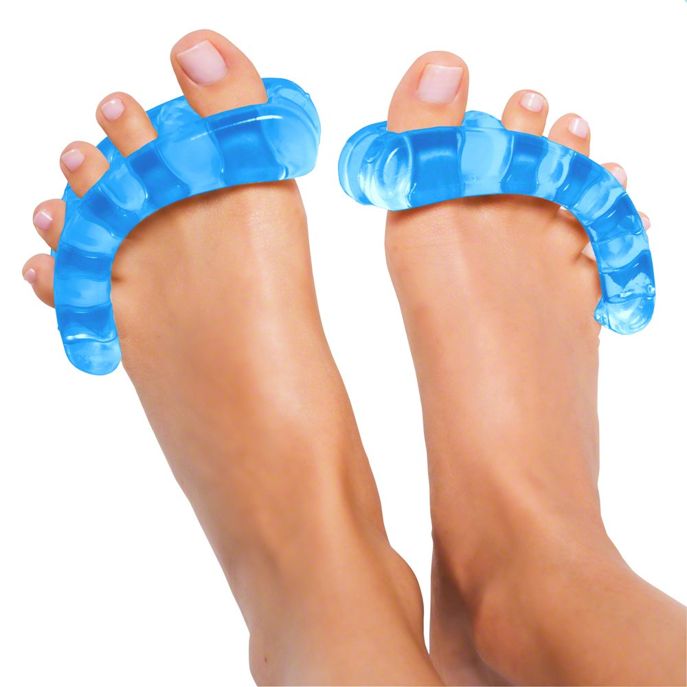 Original YogaToes - Small Sapphire Blue: Sep Stretcher outlet Toe Max 54% OFF