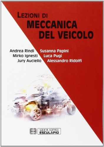 Lezioni di meccanica del veicolo