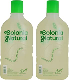 Lancry Colonia Natural Fresco Perfume 33.3oz Pack of 2