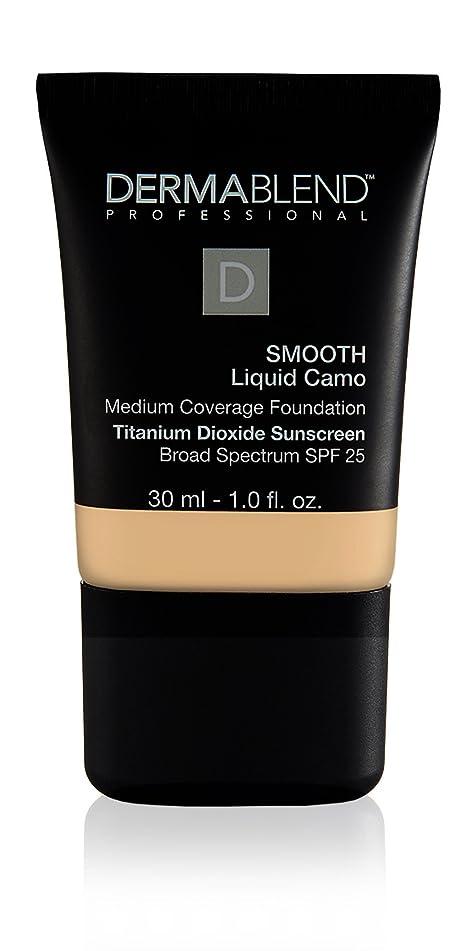 Dermablend Smooth Liquid Foundation with SPF 25, 1 Fl. Oz.