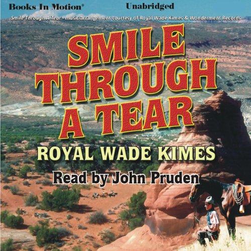 Smile Through a Tear audiobook cover art