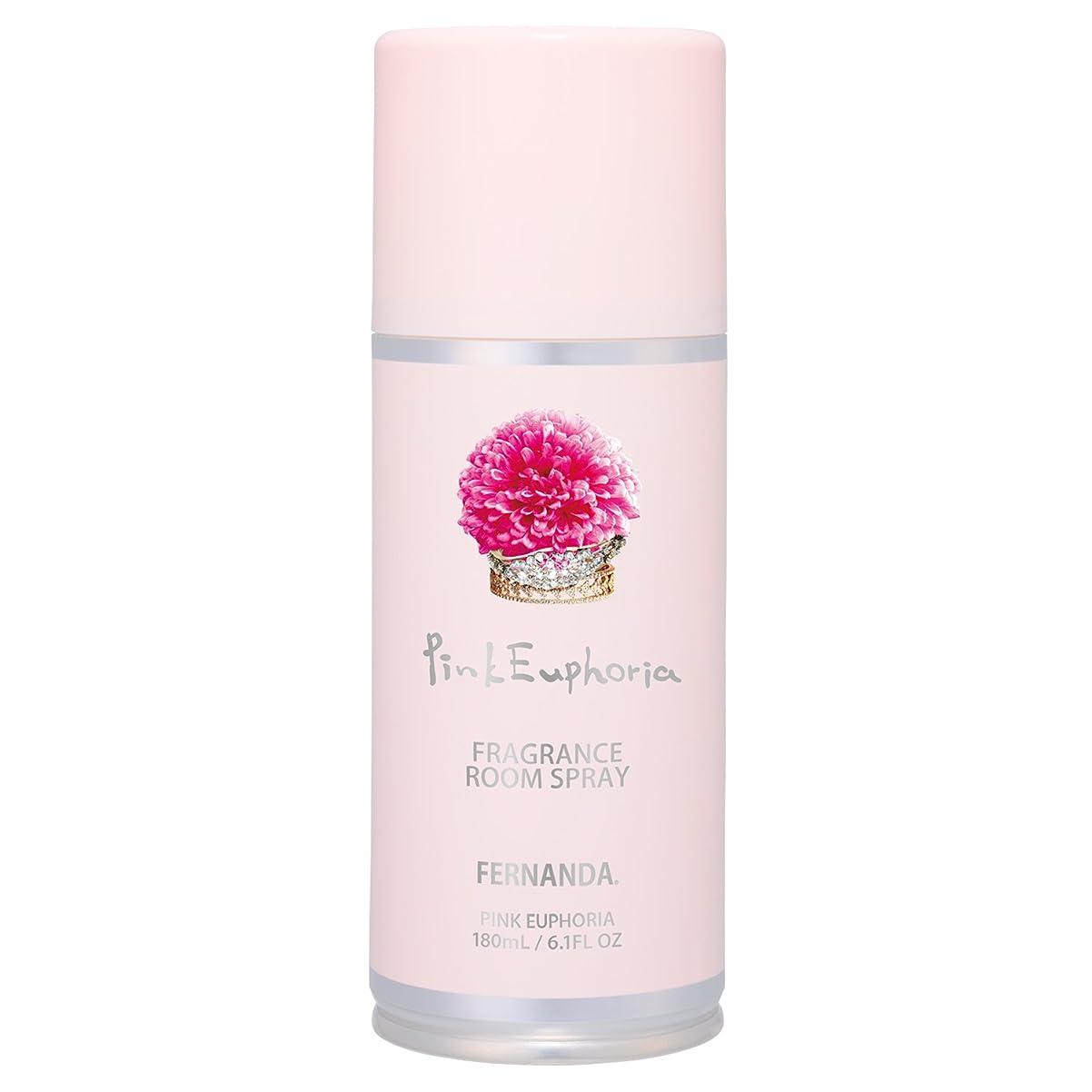 エンターテインメント名詞実業家FERNANDA(フェルナンダ) Room Spray Pink Euphoria(ルームスプレー ピンクエウフォリア)