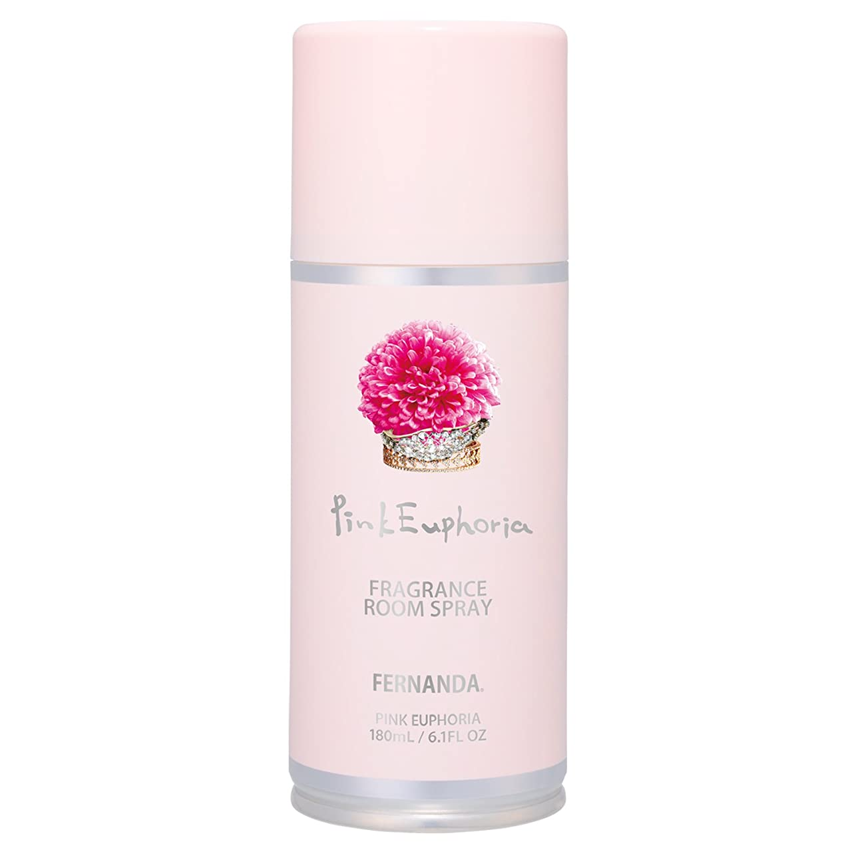 年聡明ギャラントリーFERNANDA(フェルナンダ) Room Spray Pink Euphoria(ルームスプレー ピンクエウフォリア)